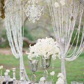 wedding style beaded curtains